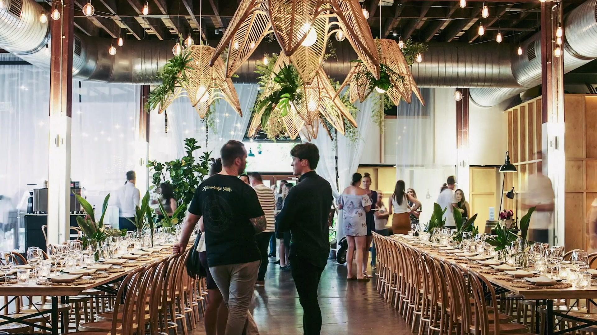 Events Lightspace Warehouse Event Venue