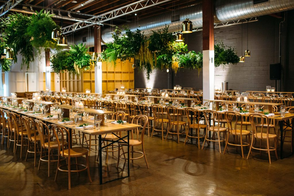 Weddings Lightspace Warehouse Event Venue