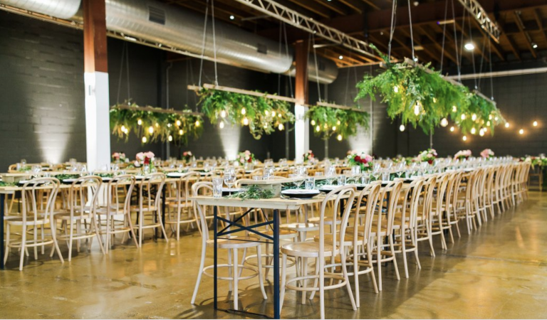 Weddings Lightspace Warehouse Event Venue